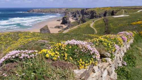 Bedruthan Steps - Days out from Newquay