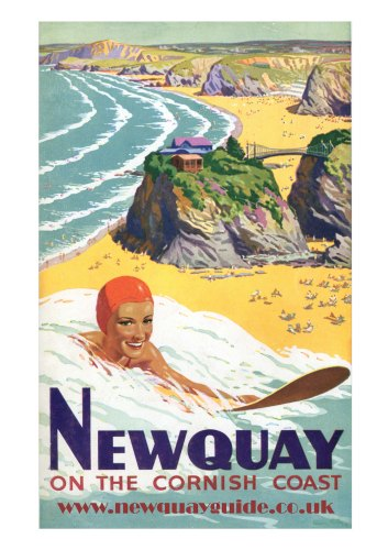 Newquay Guide Site Map
