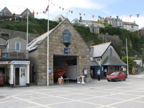 Newquay Lifeboat