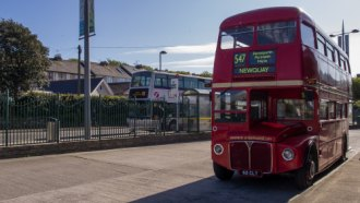Travel to Newquay Western Greyhound Bus