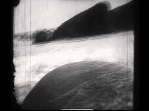 earliest known film of surfing i