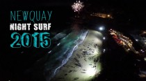 Video Newquay Night Surf