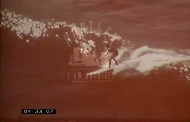 Vintage Newquay Surfing Video